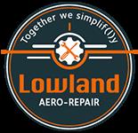 Logo Lowland Aero Repair