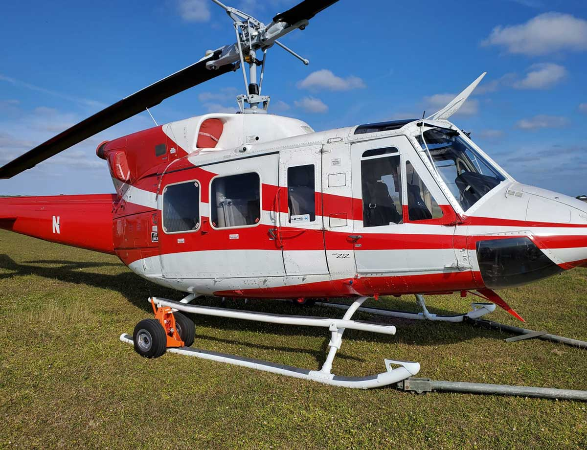 Coming Soon Bell 212 Including 2ea PT6-3B Engines